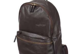 Vendita online borse in pelle artigianali e accessori made for Zaino ufficio uomo pelle