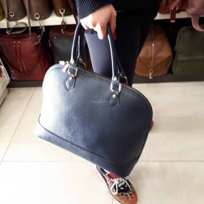 Dory: borsa donna in pelle morbida italiana