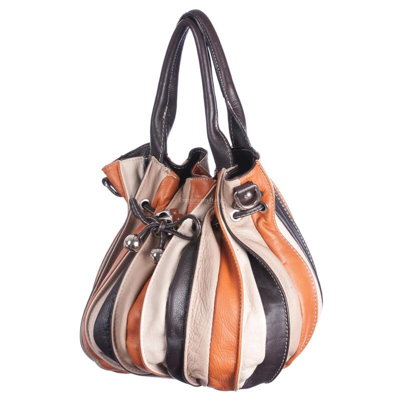 Ladies bag sauvage real leather mod. SABRINA