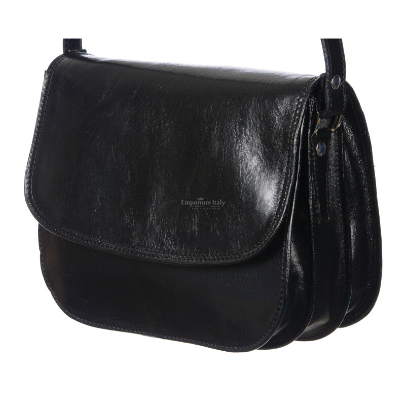 Ladies bag buffered real leather mod. TAMMY