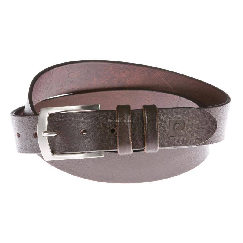 Cintura uomo in vera pelle PIERE CARDIN mod. SEATTLE
