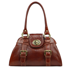 Ladies bag buffered real leather mod. EUGENIA