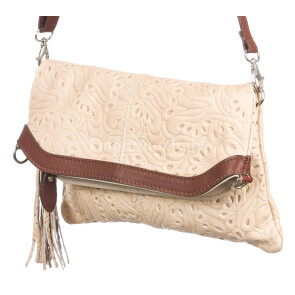 Borsa donna in pelle sauvage mod. CALIPSO