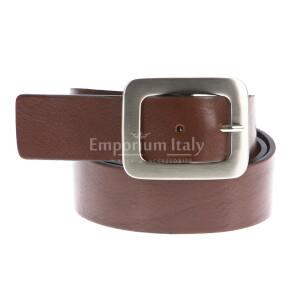 Ladies buffered real leather belt mod. BRESLAVIA