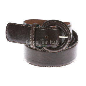 Ladies buffered real leather belt mod. CASABLANCA