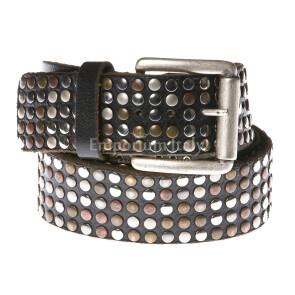 Mens buffered real leather belt mod. CALCUTTA