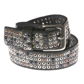 Mens buffered real leather belt mod. CARACAS