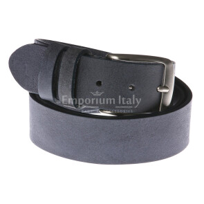 Mens buffered real leather belt mod. RIO