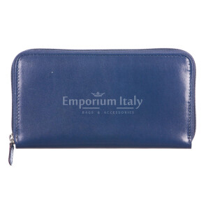 Ladies wallet in traditional leather mod. FIORDALISO
