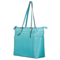 Ladies bag saffiano real leather mod. AMBRA