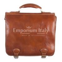 офисный мужской портфель/деловая сумка из буферной кожи мод. GREGORY MEDIUM