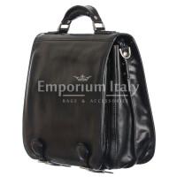 офисный мужской портфель/деловая сумка из буферной кожи мод. GREGORY MAXI