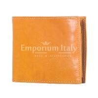 Portafoglio uomo in pelle tradizionale mod. ITALIA